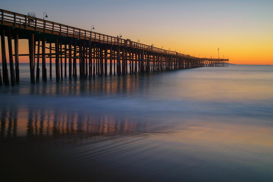 Dusk @ Ventura Pier